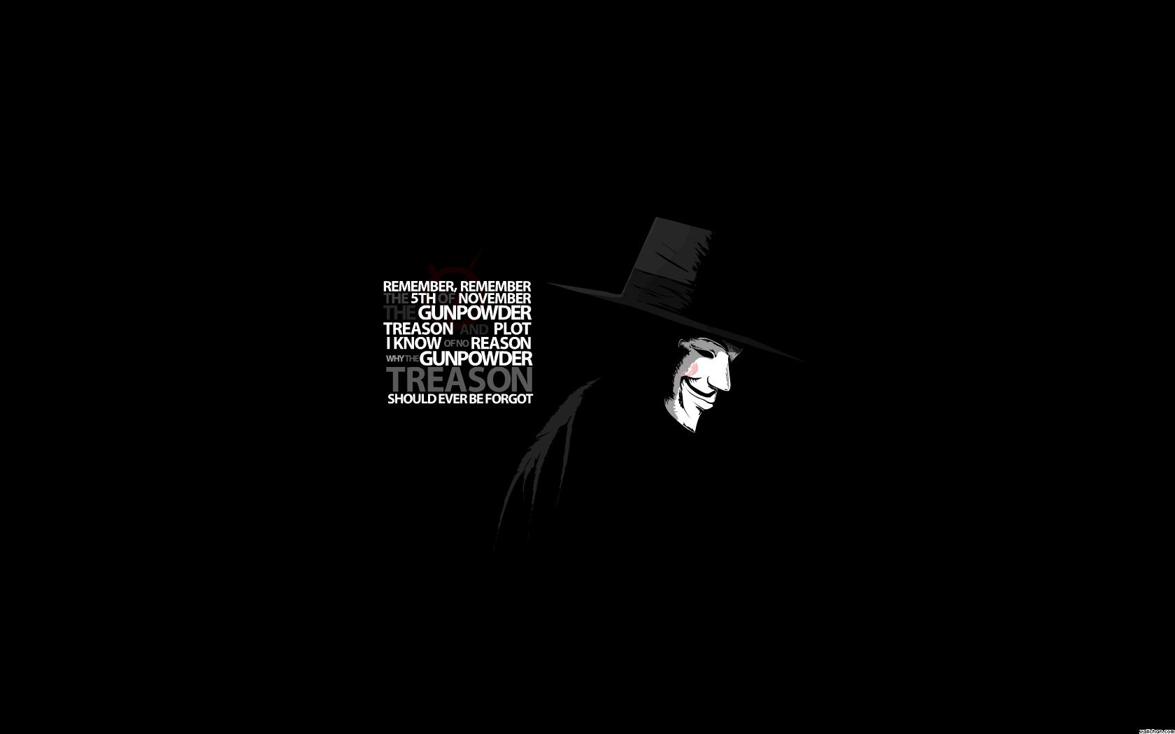 V For Vendetta Mask Wallpaper Army Ohne Titel 1